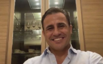 """Cannavaro: """"Io, Ibra e il giro in vespa a Napoli"""""""