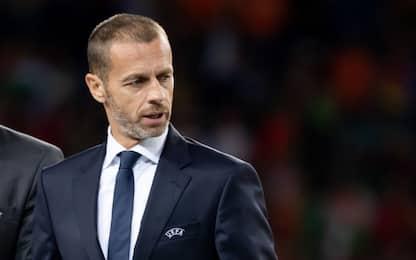 "Ultimatum all'Uefa: ""Annulli sanzioni Superlega"""