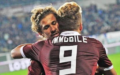 Coppie gol 2013-14: Torino e Juve nella top 10