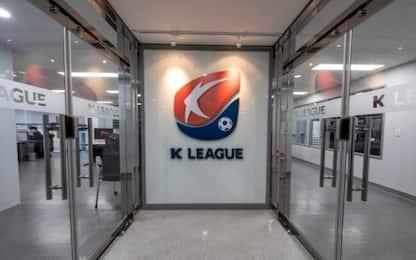 In Corea si riparte: ok amichevoli a porte chiuse