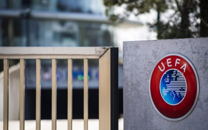 Uefa cancella gli europei U19 maschili e femminili