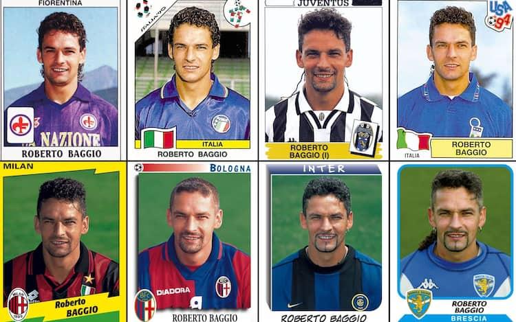 Roberto Baggio, la carriera e le figurine | Sky Sport