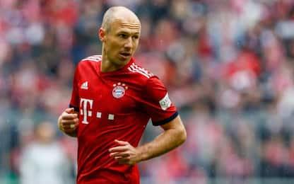 """Robben: """"Mi piacerebbe tornare a giocare"""""""