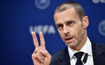 La Uefa distribuisce 236 mln alle Federazioni