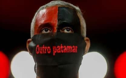 Flamengo: 3 calciatori positivi, ma senza sintomi