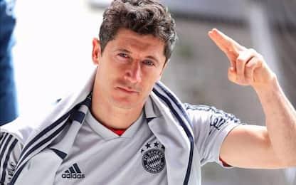 Punte, la Top 5 di Lewandowski: fuori Messi e CR7!