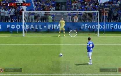 Fifa 20, calci d'angolo e rigori: i trucchi. VIDEO