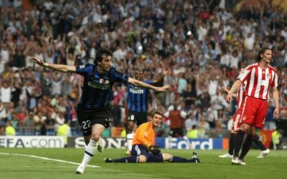 """Milito, lettera all'Inter: """"Il nostro Triplete"""""""