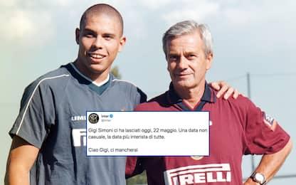 """Inter: """"Simoni ha incarnato interismo più genuino"""""""