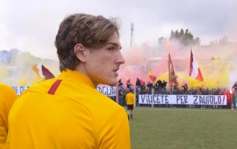 AS Roma, Tifosi a Trigoria
