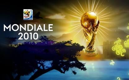 Al via la settimana del Mondiale 2010: guida tv