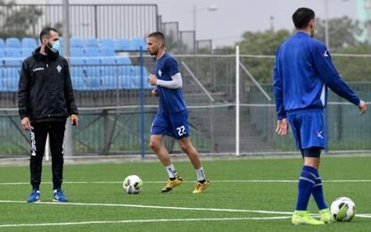 Montenegro, il 30 maggio riparte il campionato