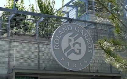 Roland Garros, 5 positivi esclusi dalle quali