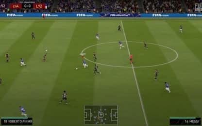 Fifa 20, le fondamenta di un attacco letale. VIDEO