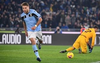 Lazio vs Inter - Serie A TIM 2019/2020