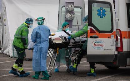 Protezione Civile: 593 nuovi casi e 70 decessi