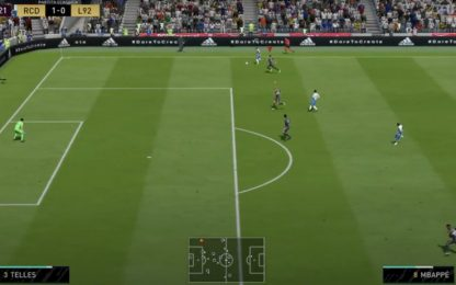 Fifa 20, come diventare impenetrabili. VIDEO