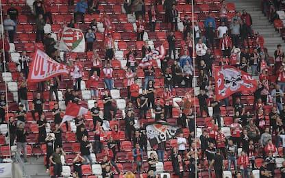 Seduti ma a distanza, in Ungheria riecco i tifosi