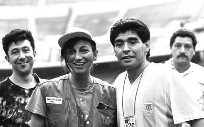 Gianna Nannini, che aneddoto su Maradona!