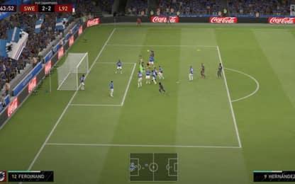 Fifa 20: come difendersi sui calci piazzati. VIDEO
