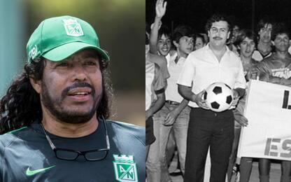 """Higuita: """"Amico di Escobar, ma non sono un narcos"""""""