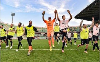 Le nove promosse in Serie C: c'è anche il Palermo