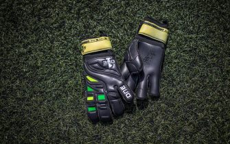 epa06113900 Goalkeeper's gloves on a training pitch during a training session of Hong Kong's all-African refugee soccer team All Black FC, in Hong Kong, China, 30 June 2017 (issued 28 July 2017). All Black FC was established for refugees and asylum seekers from different African countries. Facing many difficulties during their daily life such as racial and systematic discrimination, unemployment and waiting for a long time for the applications for asylum to be processed makes refugees desperate with no vision of their future. 'Many of our people cannot work. They just sleep, wake up and sleep. That is why we created this group, to bring us together', says Bidjoua Eustache-Hauvelith, one of the team co-founders and coaches. All Black FC gather African people with different religions, educations, ages, and languages to help them to integrate into the community. The team has around 30 players from such countries as Somalia, Ghana, Nigeria, Cameroon, and Congo. Players also called their team as 'Hearts of Lions' to remember that the life is not an easy thing and they must be courageous to face all difficult situations in their lives. And so far they on their way for a better life, at least in a soccer, where thanks to a ball the refugee team is not invisible anymore for this society and became the most remarkable football club in Hong Kong.  EPA/ROMAN PILIPEY  ATTENTION: This Image is part of a PHOTO SET