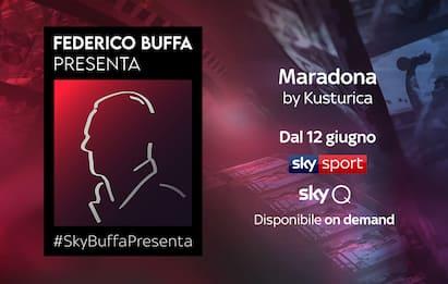 #SkyBuffaPresenta: Maradona by Kusturica