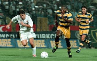 UEFA SOCCER-FENEBAHCE VS PARMA