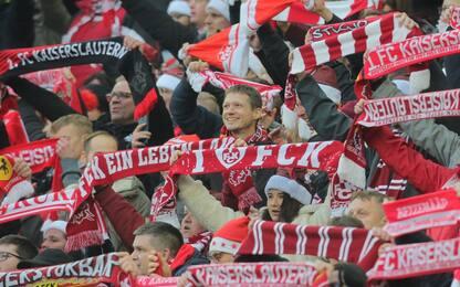 Kaiserslautern, l'istanza di fallimento è vicina