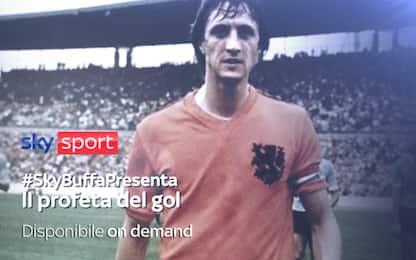 Il profeta del gol, Johan Cruijff