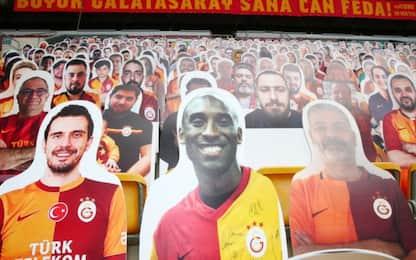 Cartonati in curva, a Istanbul spunta Kobe Bryant