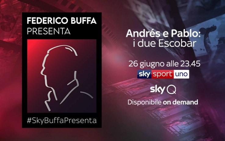 """Sky Buffa presenta: """"I due Escobar - Andres e Pablo"""""""