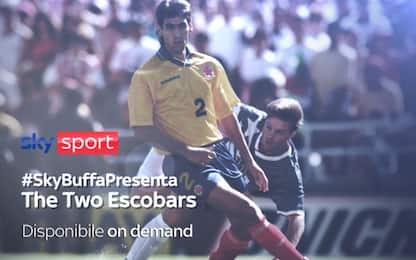Andrés e Pablo, i due Escobar