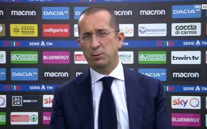 "Marino risponde a Zeman: ""Chieda scusa a Bergamo"""