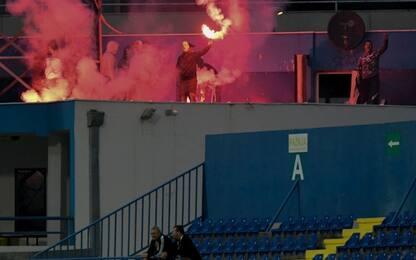 Montenegro, stop a campionato per ripresa contagi