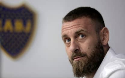 """De Rossi sicuro: """"Tornerò al Boca da allenatore"""""""