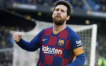 Papà Messi a Milano: ma l'Inter non c'entra