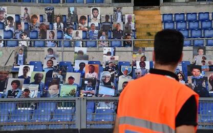 Lega A: annunciato protocollo per apertura stadi