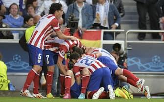 Real Madrid - Atletico Madrid UEFA Champions League 2013 2014 -