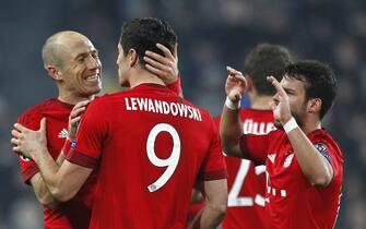Juventus - Bayern Monaco