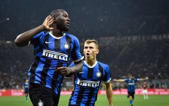 Milan vs Inter - Serie A TIM 2019/2020