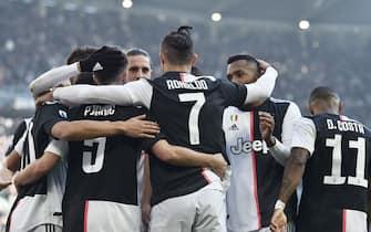 Juventus vs Fiorentina - Serie A TIM 2019/2020
