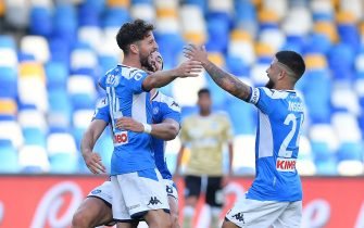 Napoli vs Spal - Serie A TIM 2019/2020