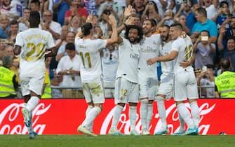 LaLiga, Real Madrid vs Real Valladolid