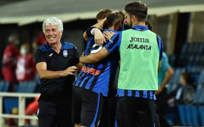 Non solo Atalanta: i club imbattuti post lockdown