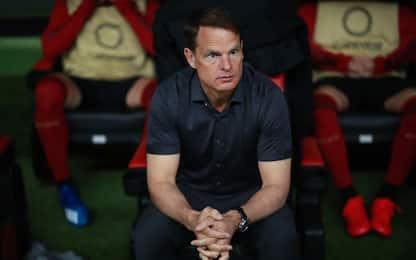 Nuovo flop per De Boer: lascia l'Atlanta United