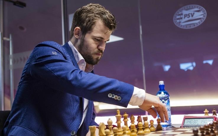 Magnus Carlsen (foto)