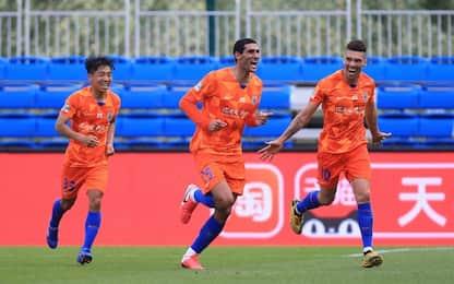 Cina, 3 gol per Fellaini: gran rientro dopo Covid