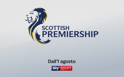 Su Sky Sport anche la Scottish Premiership!